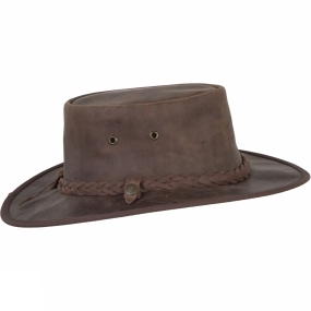 Mens Brumby Bronco Hat from Ayacucho