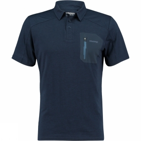 Mens Pacer Polo Top from Ayacucho