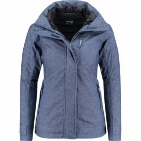 Womens Guildford 3-in-1 Down Jacket from Ayacucho