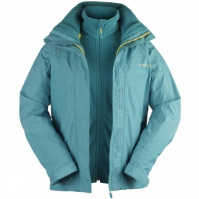 Womens Monsoon 3-in-1 Jacket from Ayacucho