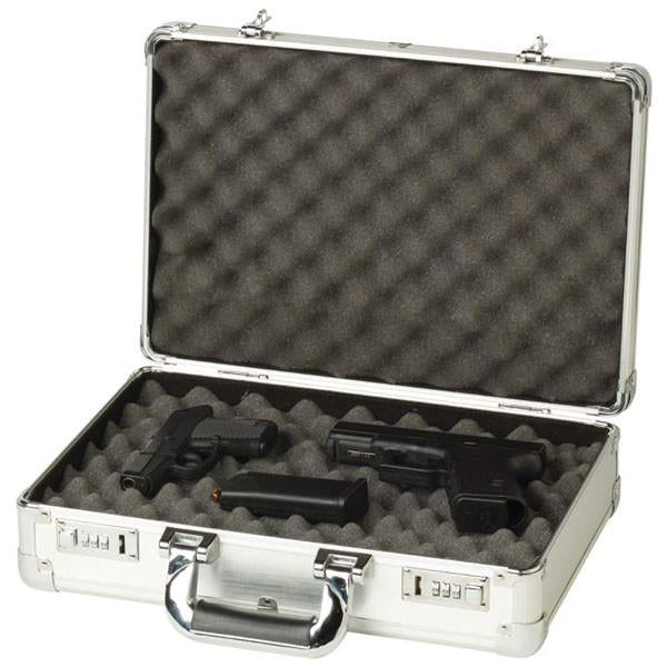 Classic Safari™ Aluminum Pistol Case from B&F System, Inc.