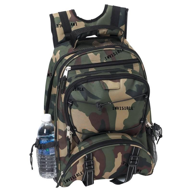 Extreme Pak Invisible Pattern Camo Backpack from B&F System, Inc.