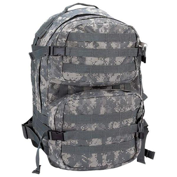 ExtremePak™ Heavy-Duty Water Resistant Digital Camo Army Backpack from B&F System, Inc.