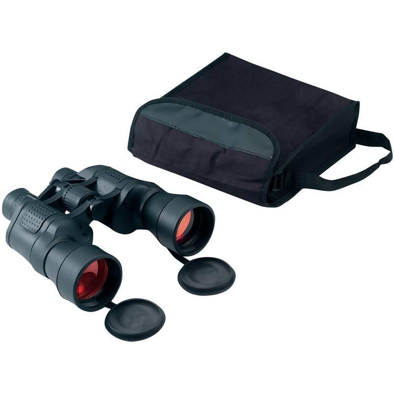 Magnacraft 10x50 Binoculars with Ruby Red Coated Lenses for Glare Reduction from B&F System, Inc.