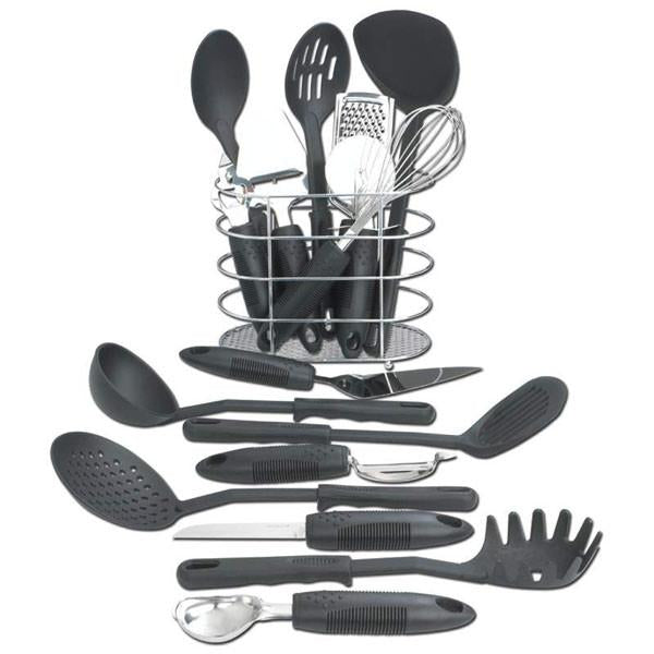 Maxam® 17pc Kitchen Tool Set from B&F System, Inc.