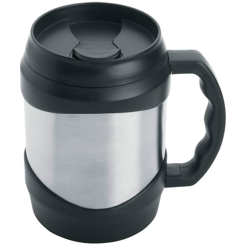 Maxam 52oz Stainless Steel Oversized Mug from B&F System, Inc.