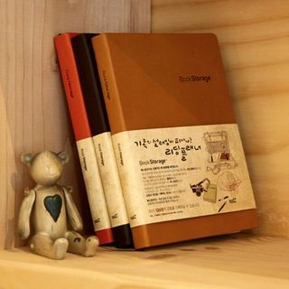 Book Storage Reading Planner (M) from BABOSARANG