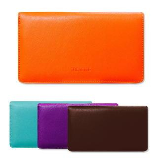 Genuine Leather Long Wallet from BABOSARANG