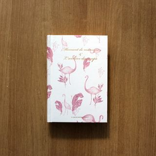 Printed Hard Cover Diary (S) One Size from BABOSARANG