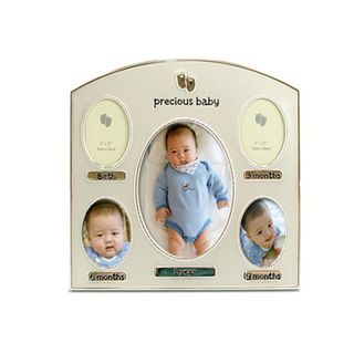 Silver-Plating Photo Frame Silver - One Size from BABOSARANG