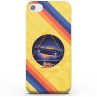 Back to the future Phone Case for iPhone and Android - Samsung S6 Edge - Snap Case - Matte from Back to the future