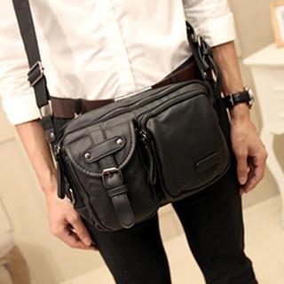 Buckled Crossbody Bag from BagBuzz
