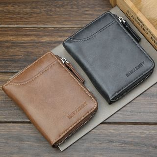 Faux Leather Card Holder from BagBuzz