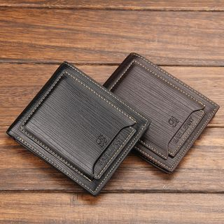 Faux Leather Wallet from BagBuzz