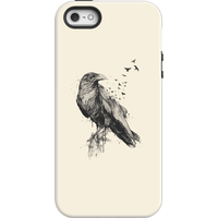 Balazs Solti Birds Flying Phone Case for iPhone and Android - iPhone 5/5s - Tough Case - Matte from Balazs Solti