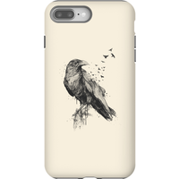 Balazs Solti Birds Flying Phone Case for iPhone and Android - iPhone 8 Plus - Tough Case - Gloss from Balazs Solti