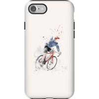 Balazs Solti Cycler Phone Case for iPhone and Android - iPhone 7 - Tough Case - Gloss from Balazs Solti