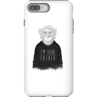 Balazs Solti I'm Your Father Phone Case for iPhone and Android - iPhone 8 Plus - Tough Case - Matte from Balazs Solti