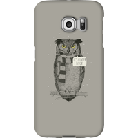 Balazs Solti It's Winter, Bitch! Phone Case for iPhone and Android - Samsung S6 Edge - Snap Case - Matte from Balazs Solti