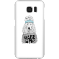 Balazs Solti Made In The 80's Phone Case for iPhone and Android - Samsung S6 - Snap Case - Matte from Balazs Solti