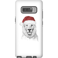 Balazs Solti Santa Bear Phone Case for iPhone and Android - Samsung Note 8 - Tough Case - Matte from Balazs Solti