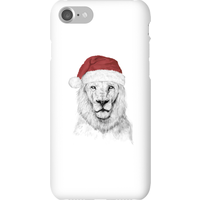 Balazs Solti Santa Bear Phone Case for iPhone and Android - iPhone 7 - Snap Case - Gloss from Balazs Solti