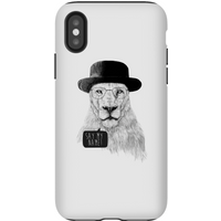 Balazs Solti Say My Name Phone Case for iPhone and Android - iPhone X - Tough Case - Matte from Balazs Solti
