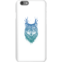 Balazs Solti Wolf Phone Case for iPhone and Android - iPhone 6S - Snap Case - Matte from Balazs Solti