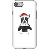 Balazs Solti Xmas Is Coming Phone Case for iPhone and Android - iPhone 7 - Tough Case - Matte from Balazs Solti