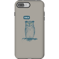 Balazs Solti YOLO Phone Case for iPhone and Android - iPhone 7 Plus - Tough Case - Matte from Balazs Solti