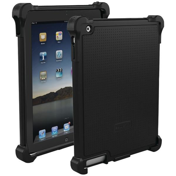 Ballistic Case Co. TJ0660-A06C iPad with Retina display/iPad 3rd Gen/iPad 2 Tough Jacket Case (Black) from Ballistic Case Co.