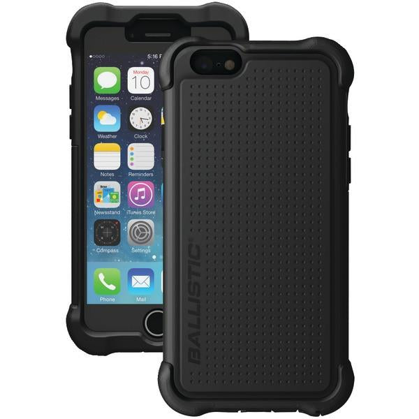 Ballistic Case Co. TX1416-A06C iPhone 6/6s Tough Jacket Maxx Case with Holster (Black) from Ballistic Case Co.