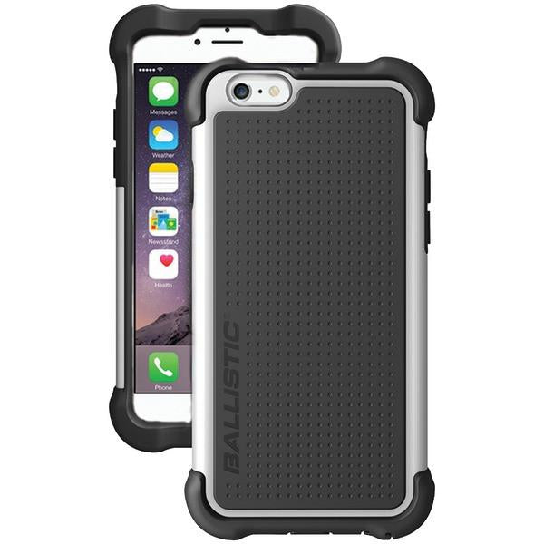Ballistic Case Co. TX1429-A08C iPhone 6 Plus/6s Plus Tough Jacket Maxx Case with Holster (Black/White) from Ballistic Case Co.