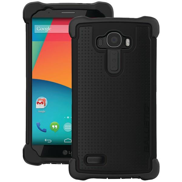 Ballistic Case Co. TX1627-A06N LG G4 Tough Jacket Maxx Case with Holster from Ballistic Case Co.