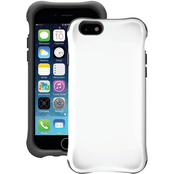 Ballistic Case Co. UR1413-A38C iPhone 6/6s Urbanite Case (White/Charcoal Gray) from Ballistic Case Co.