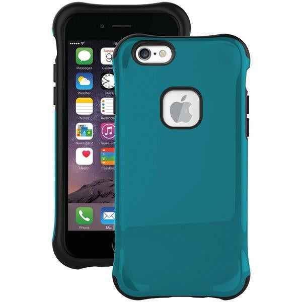 Ballistic Case Co. UR1413-B07N iPhone 6/6s Urbanite Case (Royal Teal/Black) from Ballistic Case Co.