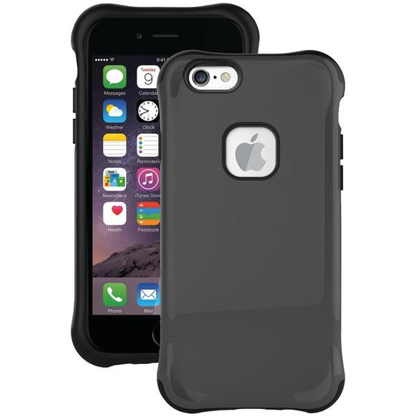 Ballistic Case Co. UR1413-B09N iPhone 6/6s Urbanite Case (Shaded Gray/Black) from Ballistic Case Co.