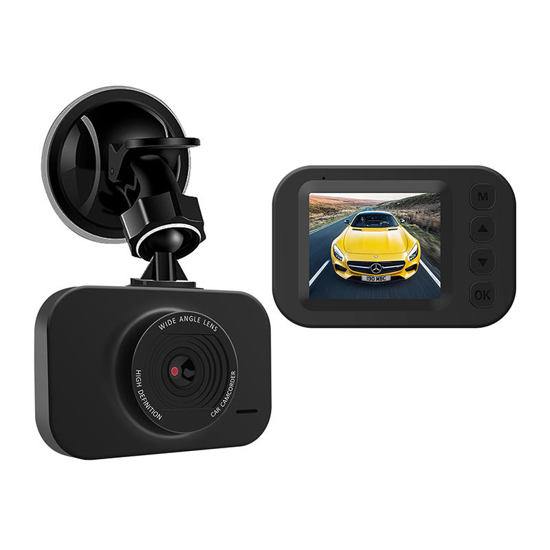 H2 Pro FHD 1080P 2 inch IPS Screen Auto Cycle Recording 24 Hours Monitor Car DVR Camera 120 Degree Wide Angle from Banggood