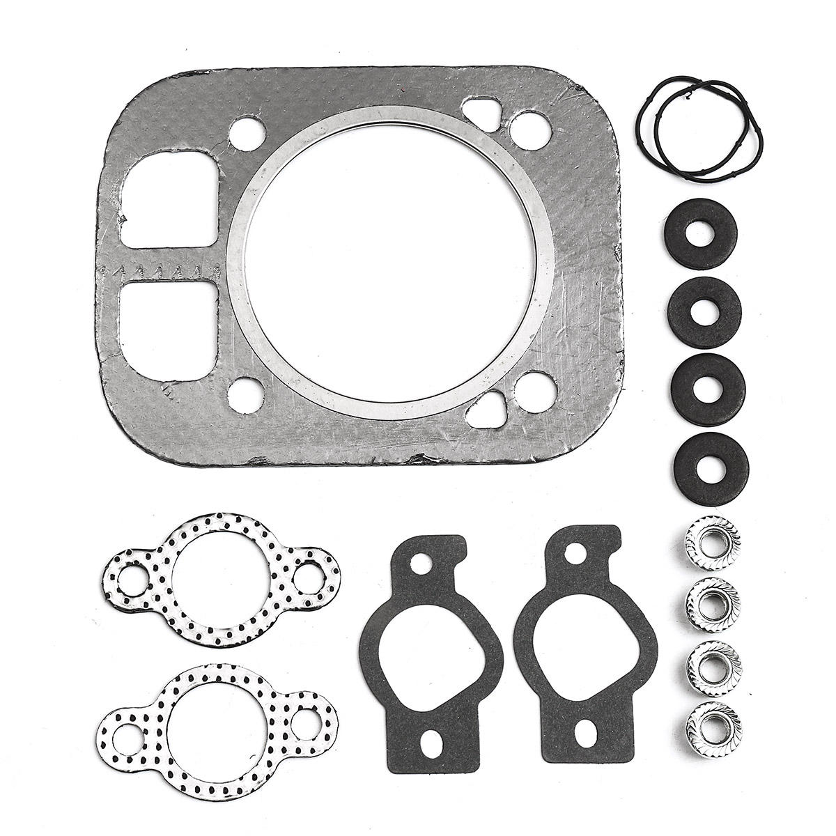 Lawnmower Replacement Cylinder Head Gasket Repair Kit For KOHLER CH22 CV730 24-841-03S & 24-841-04S from Banggood