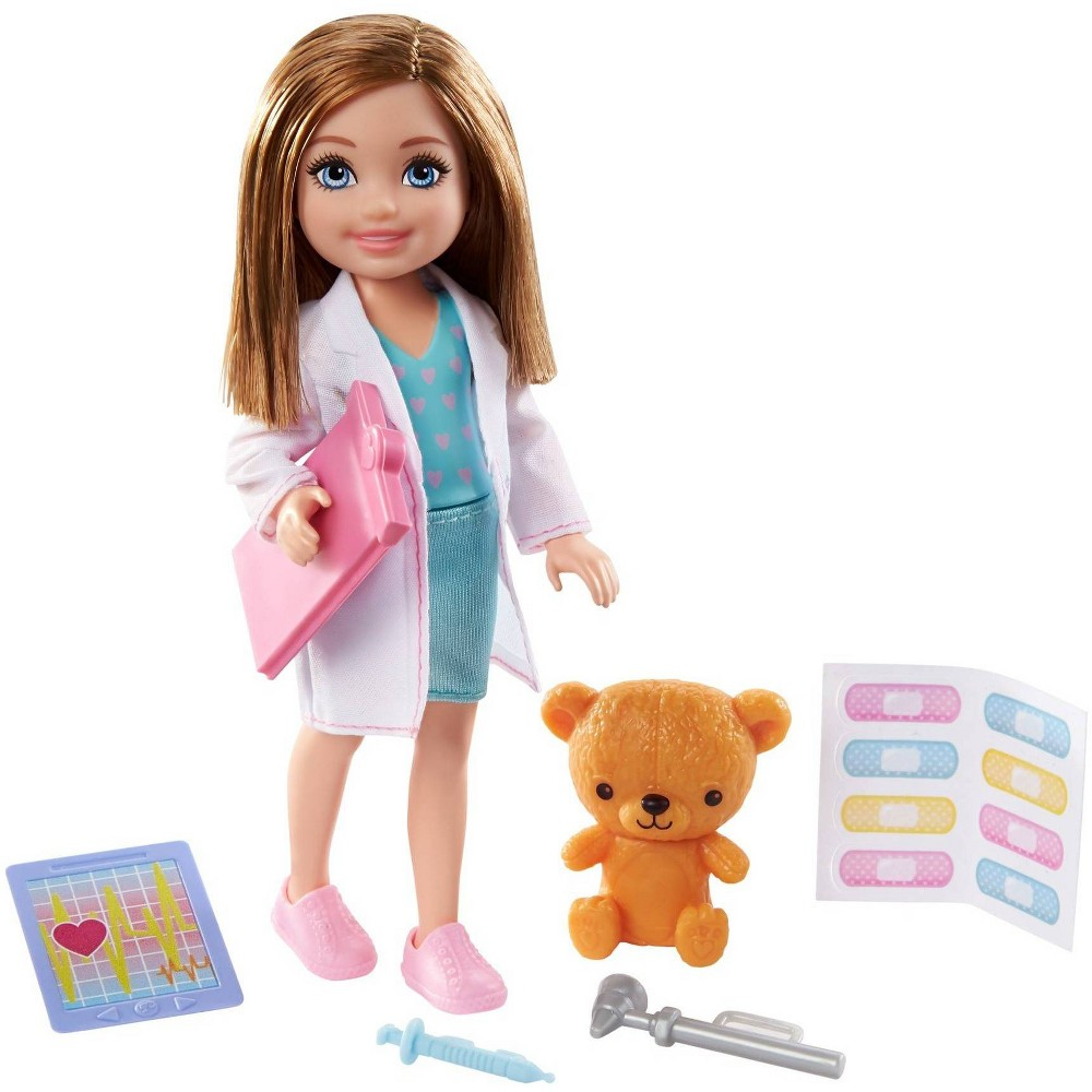 Barbie Chelsea Can Be Doctor Doll Playset from Barbie
