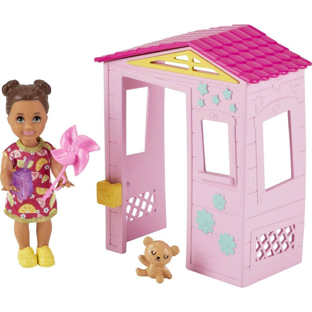 Barbie Skipper Babysitters Inc. Playhouse Playset from Barbie