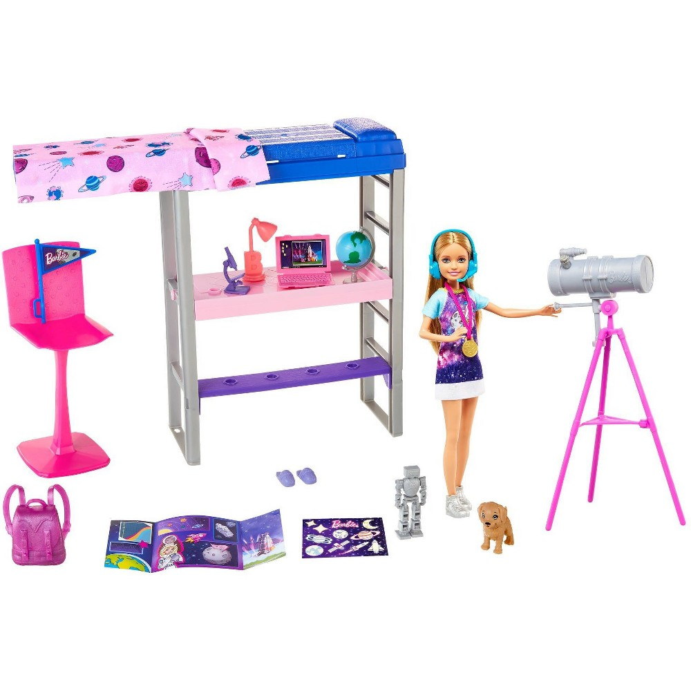 Barbie Space Discovery Stacie Doll & Bedroom Playset from Barbie