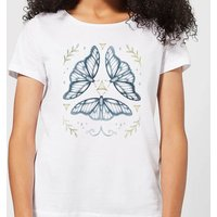 Fairy Dance Women's T-Shirt - White - L - White from Barlena