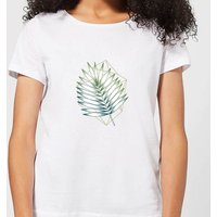 Geometry and Nature Women's T-Shirt - White - XXL - White from Barlena