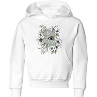 No Drama Kids' Hoodie - White - 5-6 Years - White from Barlena