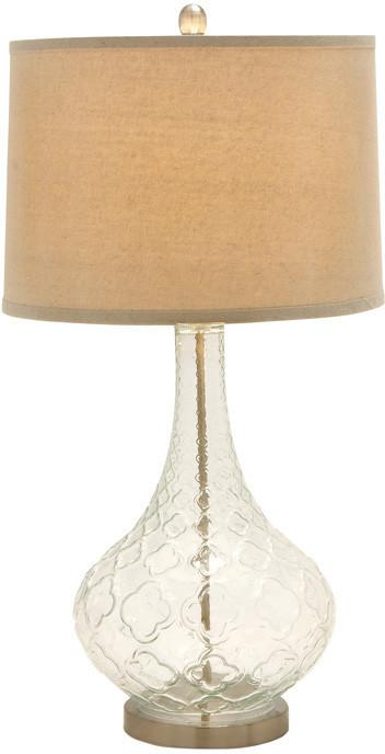 "Bayden Hill Glass Table Lamp 31""H from Bayden Hill"