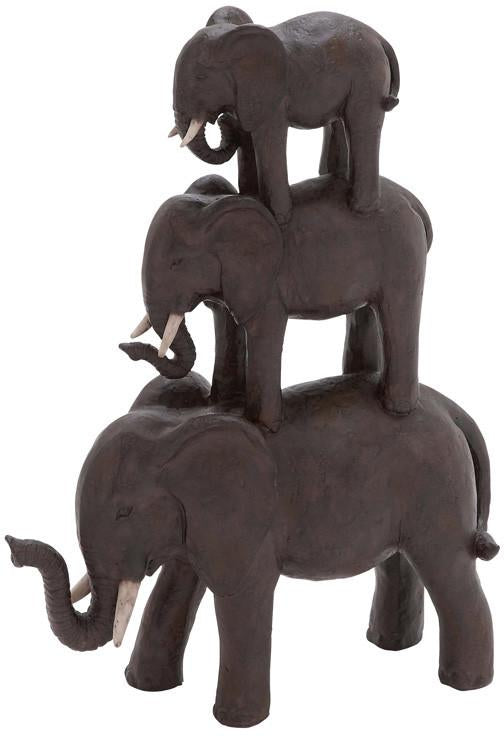 "Bayden Hill Ps Elephant Stack 12""W, 17""H from Bayden Hill"
