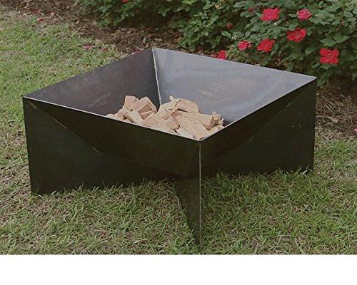 "Bayou Classic 24"" Fire Pit with side cutouts 900-524H  Fire Pit from Bayou Classic"