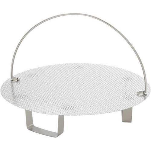 "Bayou Classic False Bottom, 13.5""d x 3.25""h, fits 10-Gal. 800-910  Steam Tray from Bayou Classic"