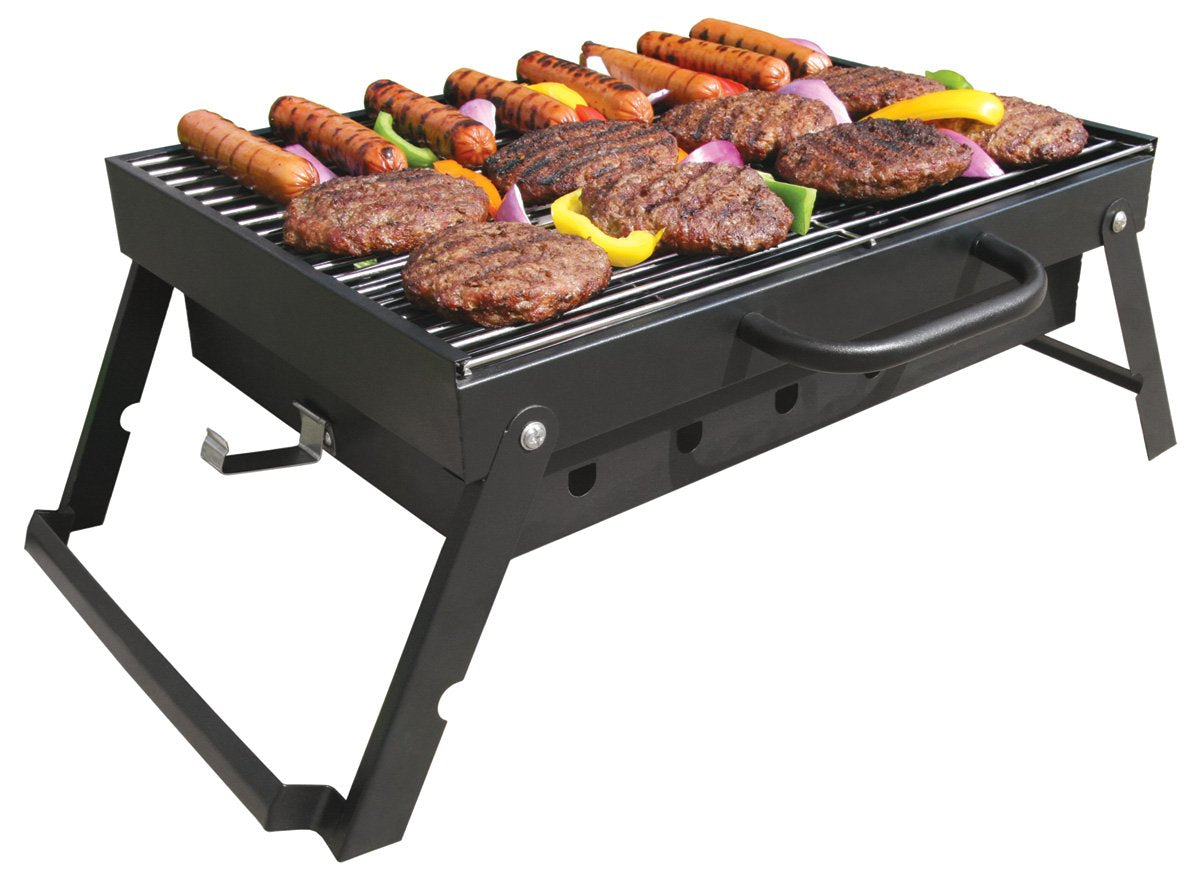 Bayou Classic Fold And Go Charcoal Grill from Bayou Classic